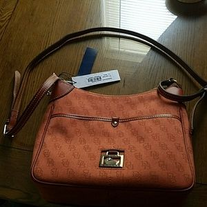 Brand new Dooney & Bourke Kimberly crossbody bag